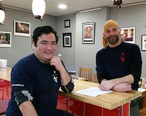 SUSHI y cocina japonesa en Madrid,