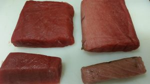 Sushi en madrid atún rojo